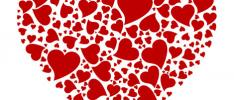 Hjärtliga gåvor till alla hjärtans dag