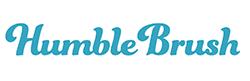 Humble Brush logo PNG