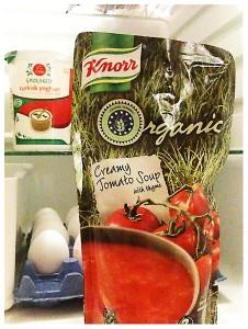 Tomatsoppa bild